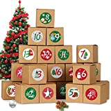 Bluelves Calendario de Adviento, Advent Calendar 2020, Calendario Adviento DIY, Calendario...