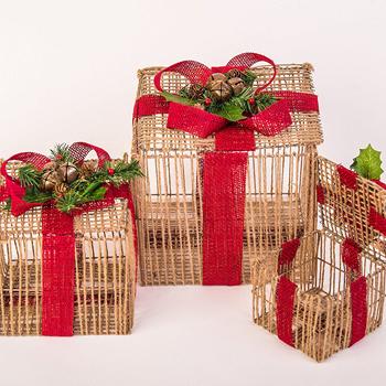 Tienda de Cajas de Navidad