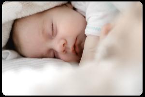 Caja de bebé recién nacido
