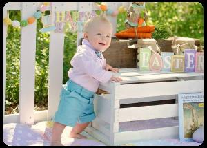 Cajas de madera para bebés
