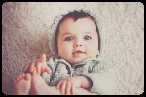 Cajas de recuerdos para recién nacidos
