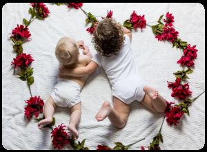 Cajas decorativas para bebé