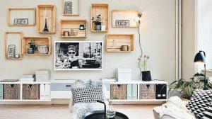 Comprar cajas y cestas decorativas hogar