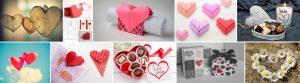 Cajas con forma de corazón baratas