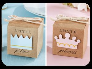 Cajas regalo bebé