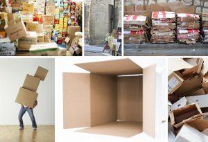 Comprar cajas de cartón al mejor precio