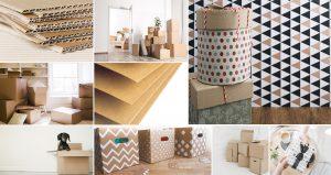 Ideas DIY con cajas de cartón