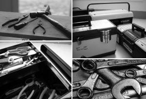 Grandes ofertas en cajas con herramientas