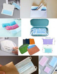 Increíbles ofertas en cajas antibacterianas y de desinfección de máscaras