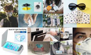Métodos de limpieza y desinfección aptos para mascarillas reutilizables