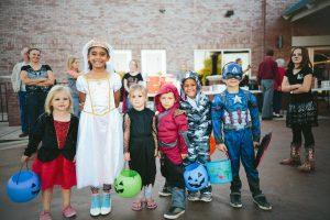 Cajas y bolsas de Halloween para dulces