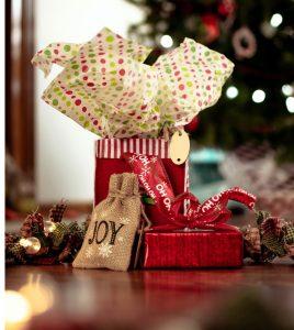 ¿Necesitas cajas y bolsas decoradas para navidad?