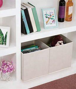 Elementos bonitos y funcionales para organizar cualquier habitación